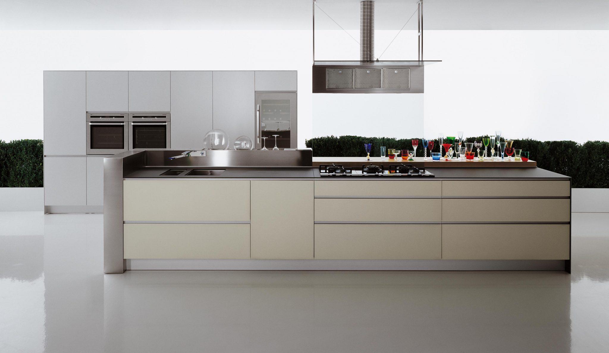 Valcucine italiaanse keukens rikken keukens - Onderwerp deco design keuken ...