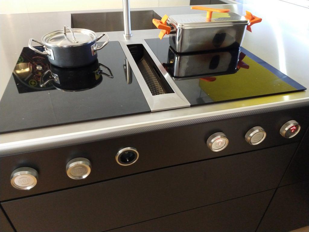 bora professional 2 0 rikken keukens. Black Bedroom Furniture Sets. Home Design Ideas