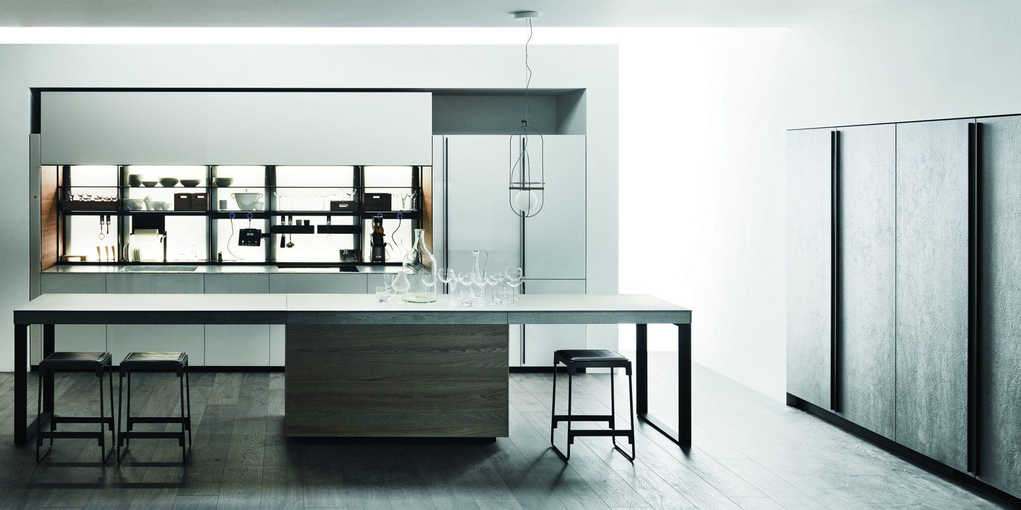 Impressie keukenarchitectuur