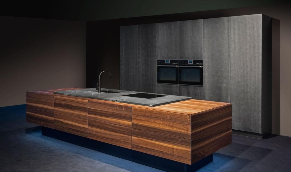 BAX-keuken-metaal-deuren-in-verstek