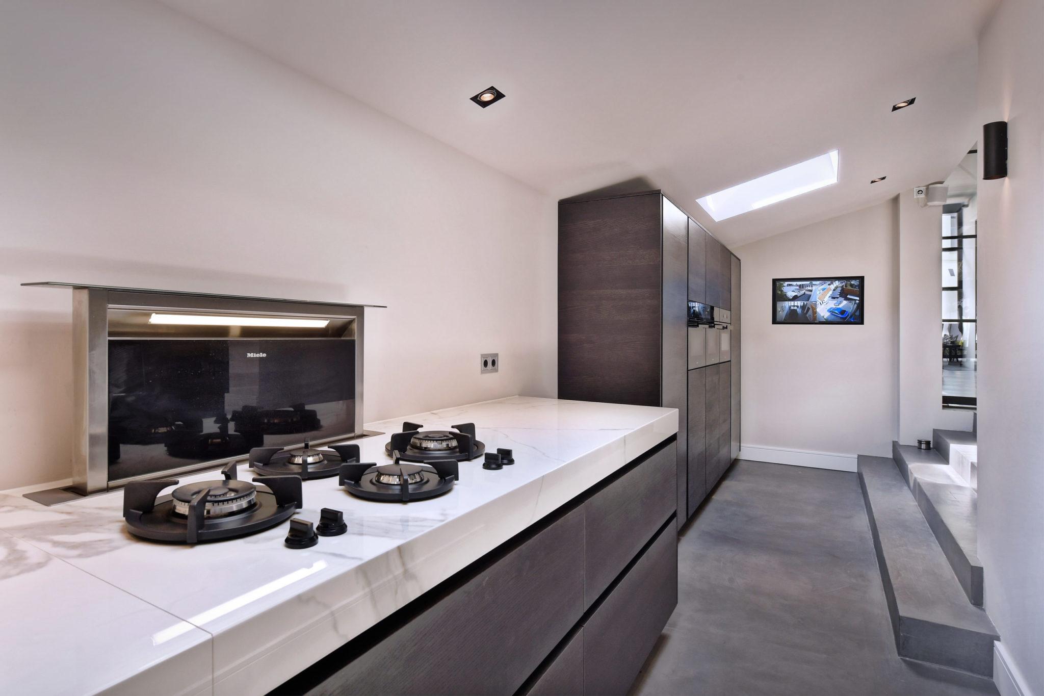 Moderne droomkeuken